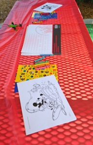 Art Station (Photo Credit: Tracie Rosales)