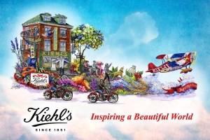 Kiehl's Float Renering (Photo Credit: Kiehl's)